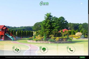 Ogród Dolina Zielona - Projektowanie Ogrodów Zimowych Zielona Góra