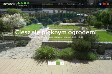 Ogrody Pyskowice - Projektowanie ogrodów Pyskowice