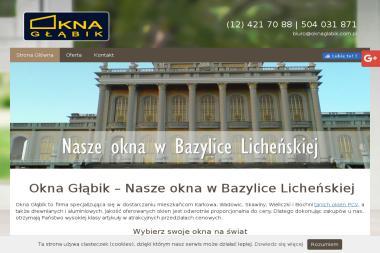 Okna Głąbik - Okna drewniane Kraków