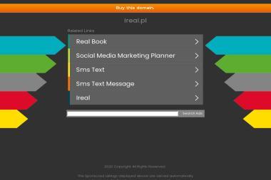 iReal - strony internetowe - Agencja interaktywna Żywiec