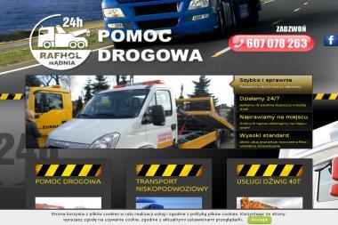 RAFHOL - Firmy inżynieryjne Zbąszyń