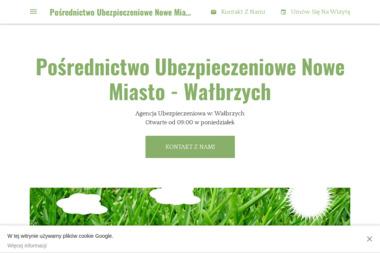 Ubezpieczenia Nowe Miasto - Ubezpieczenie firmy Wałbrzych