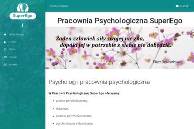 "Pracownia Psychologiczna ""SuperEgo"" - Psycholog Besko"
