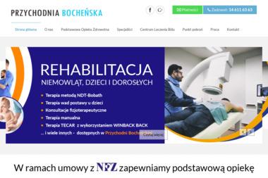 Przychodnia Bocheńska - Psycholog Bochnia