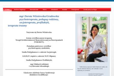 Gabinet Psychoterapii Dorota Gradowska - Psycholog Lubicz