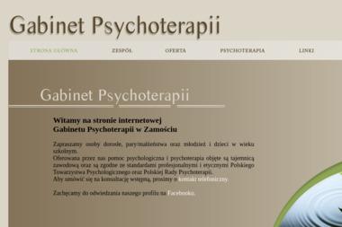 Gabinet Psychoterapii - Psycholog Zamość