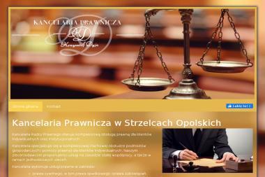 Kancelaria Prawnicza Radca Prawny Krzysztof Dyja - Windykacja Strzelce Opolskie