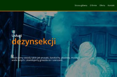 RAT Zakład dezynsekcji, dezynfekcji i deratyzacji  Radosław Czekalski - Dezynsekcja i deratyzacja Wilkanowo