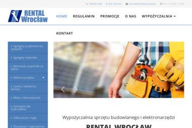 RENTAL WROCŁAW - Wynajem Zaplecza Budowlanego Wrocław