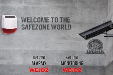 SafeZone - Alarmy Legnica
