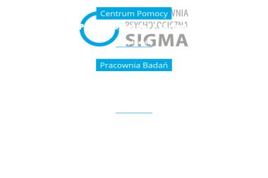Pracownia Psychologiczna Sigma - Psycholog Wieluń