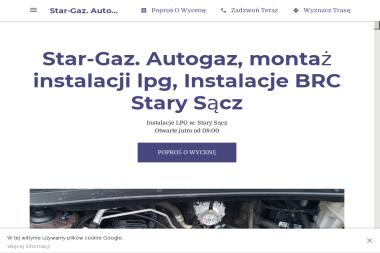 Star-Gaz - Auto gaz Stary Sącz