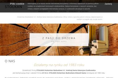 STOLKAN Stolarstwo Budowlane S.C. - Okna drewniane Wołomin