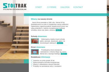 PPUH Stoltrak - Okna drewniane Pisarzowice