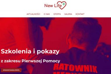 New Life Rafał Szmyd - Szkolenia Haczów