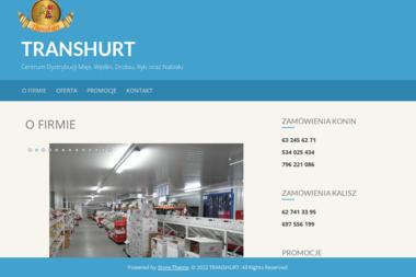 TRANSHURT - Mięso Konin