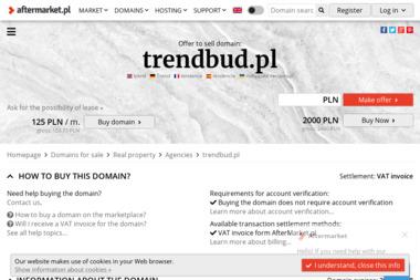 TREND-BUD - Zabudowa Balkonu w Bloku Skaryszew