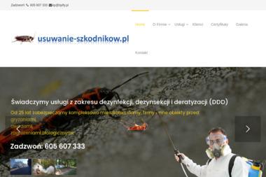 Zakład Dezynsekcji, Dezynfekcji i Deratyzacji Krzysztof Piotrowski - Dezynsekcja i deratyzacja Zielona Góra
