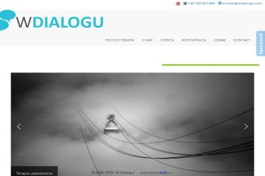 """W DIALOGU"" Psychoterapia - Psycholog Tuchola"