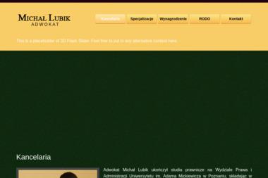 Kancelaria Adwokacka adw. Michał Lubik - Ściąganie Należności Wałcz