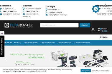 Tech-Master - Maszyny budowlane Brodnica