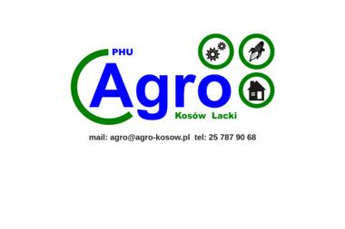 Agro - Rury do Wody Kosów Lacki