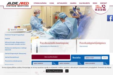 Aldemed Centrum Medyczne - Psycholog Zielona Góra