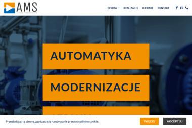 AMS spółka cywilna - Serwis maszyn Kostrzyn