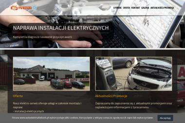 """AUTO ELEKTRONIKA """"MASTER"""" - Instalacje Alarmowe Lębork"""