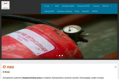 Bezpiecze艅stwo Pracy 艁ukasz Rabenda - Szkolenie z Pierwszej Pomocy Krotoszyn