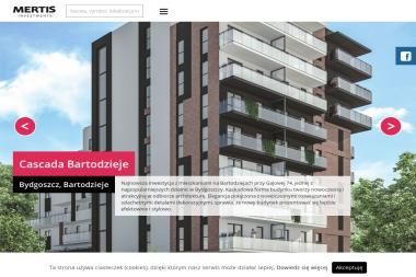 Mertis Investments sp. z o.o. - Mieszkania Bydgoszcz