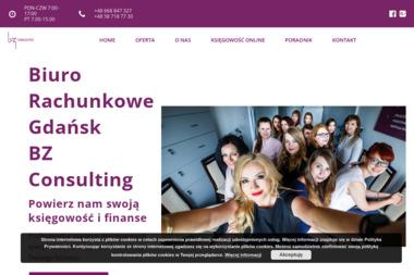 BZ Consulting Spółka z ograniczoną odpowiedzialnością - Doradca Inwestycyjny Gdańsk