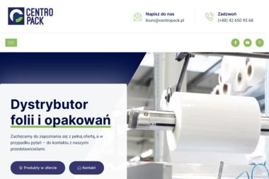 CentroPack - Opakowania Łódź