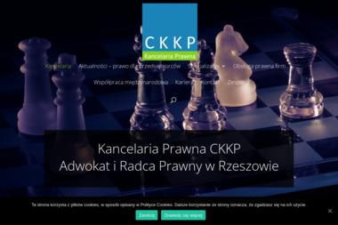 CKKP Cyran i Wspólnicy - Radca prawny Rzeszów