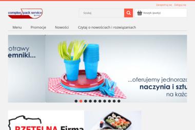 COMPLEX PACK SERVICE Sp. z o.o. - Opakowania Łódź