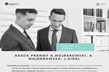 KRP Adam Wojnarowski - Adwokat Gdańsk