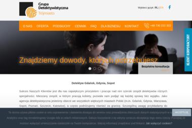 Grupa Detektywistyczna Trójmiasto - Detektyw Gdańsk