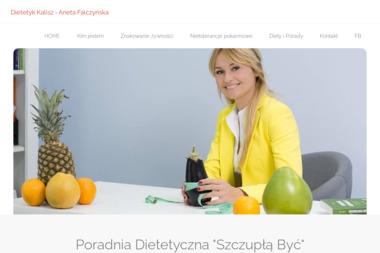 Dietetyk Kalisz - Aneta Falczyńska - Dietetyk Kalisz