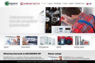 EKOSERWIS BP sp. z o. o. - Urządzenia, materiały instalacyjne Biała Podlaska
