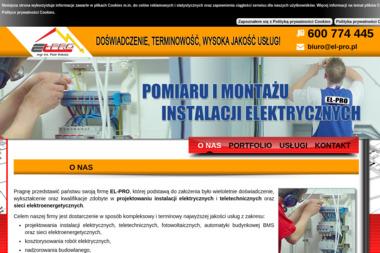 EL-PRO - Alarmy Łącznik