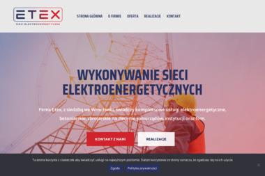 ETEX Sp. z o.o. - Wylewka Domasław