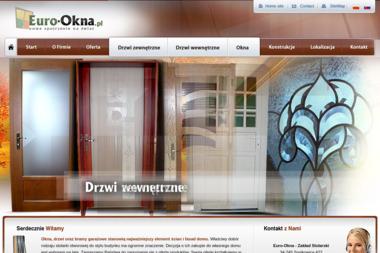 Zakład Stolarski - Trybuła Andrzej - Okna drewniane Spytkowice