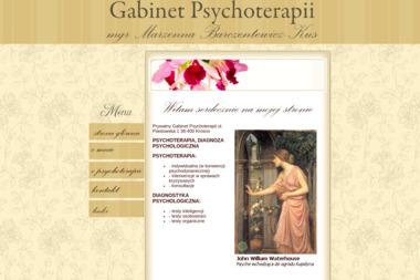 Prywatny Gabinet Psychoterapii Marzena Barczentewicz-Kus - Psycholog Krosno