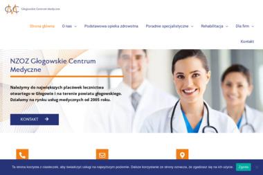 NZOZ Głogowskie Centrum Medyczne - Terapia uzależnień Głogów