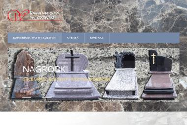 Kamieniarstwo WILCZEWSKI - Usługi Kamieniarskie Pomieczyno