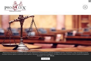 Kancelaria Prawna Prolex - Windykacja Koluszki