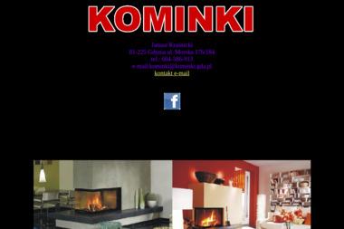 KOMINKI Janusz Kraśnicki - Kominki Gdynia