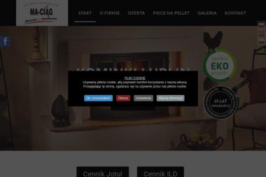 FHU Ma-Ciąg - Kominki Lublin