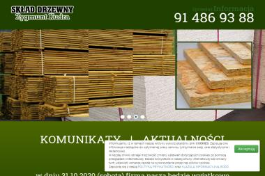 Skład Drzewny P.H. Zygmunt Kudra - Tartak Wolin