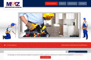 Firma budowlano-remontowa Marek Zamojski - Ocieplanie budynków Sępólno Krajeńskie
